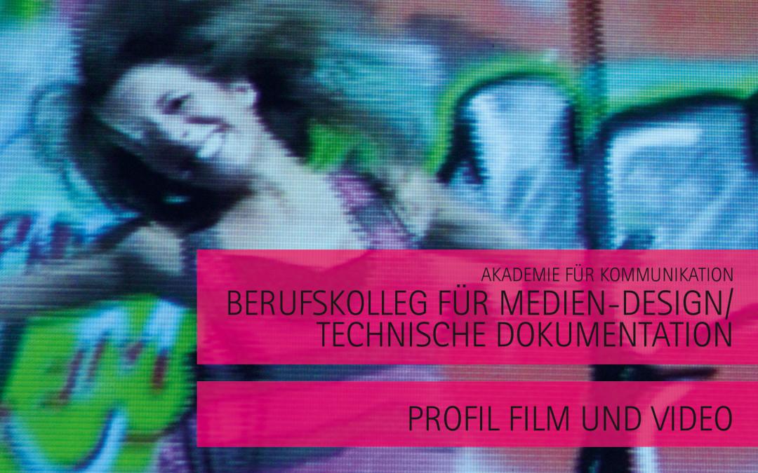 Kommunikations- und Medientechnik im Berufskolleg für Mediendesign/Technische Dokumentation