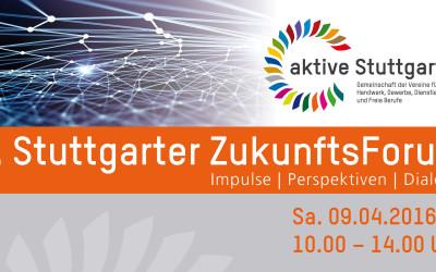1. Stuttgarter Zukunftsforum